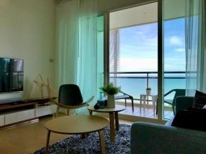 เช่าคอนโดพัทยา บางแสน ชลบุรี : 10483 เช่าคอนโด รีเฟล็คชั่น จอมเทียนบีช พัทยา [Reflection Jomtien Beach Pattaya] 1 Bed 1 ห้องน้ำ ชั้น 11